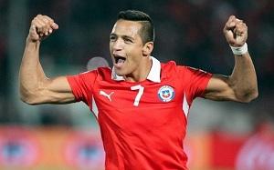 30-osobowa kadra Chile na Mundial