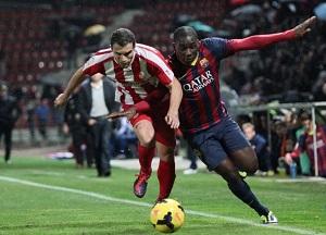 Girona – FC Barcelona (składy)