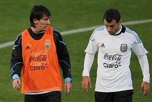 30-osobowa kadra Argentyny na Mundial