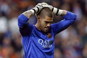 """Valdés powiedział """"nie"""" pożegnaniu z Puyolem"""