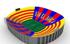 Barça przygotowuje mozaikę na sobotni mecz
