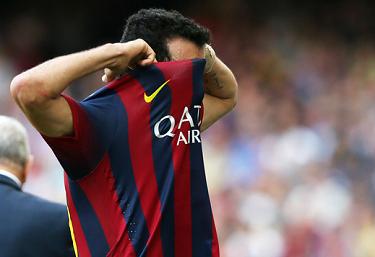 Adiós Liga: FC Barcelona 1:1 Atlético Madryt
