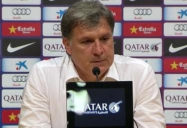 Tata Martino nie jest już trenerem FC Barcelony!
