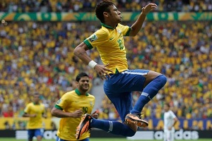 Neymar: Uczyłem się od moich kolegów