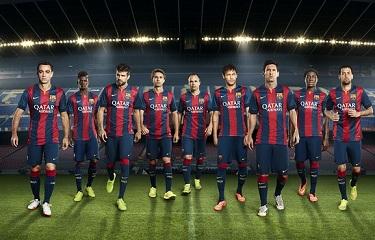 OFICJALNIE: Nowe koszulki FC Barcelony!
