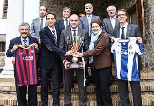 FC Barcelona – Espanyol (składy)