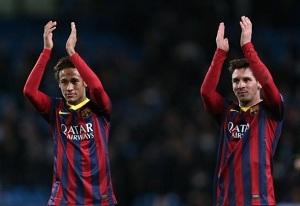 Neymar: Messi był naszym rozwiązaniem, nie problemem