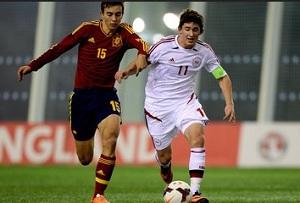 Pięciu z Barçy w kadrze Hiszpanii U16