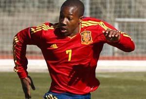 Pięciu z Barçy w kadrze Hiszpanii U19