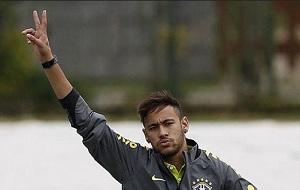 Parreira: Neymar jest w pełni sprawny