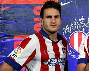 Koke zostaje w Atlético