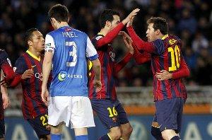Busquets i Messi mogą zostać kapitanami