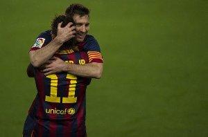 Neymar: Niektórzy twierdzą, że ja i Messi się nie dogadujemy