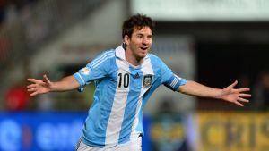 Messi: Zmieniłbym bieg historii, by zdobyć Puchar Świata