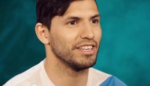 Agüero: Messi chce być taki jak ja