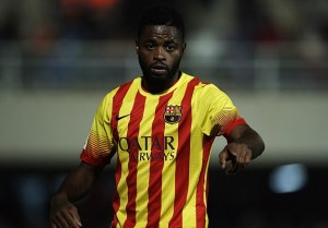 Alex Song gotowy do odejścia