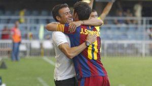 Soriano: Barça potrzebuje trenera takiego jak Enrique