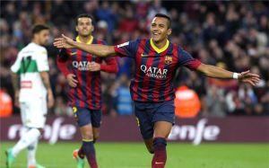 Alexis, chcemy powtórki!
