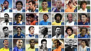 17 zawodników Barçy w najlepszej setce Mistrzostw Świata