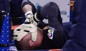 Kontuzja Valdésa poważniejsza niż zakładano