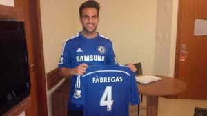 Mourinho: Cesc to typ gracza, którego Chelsea potrzebuje