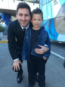 Demichelis: Messi sprawia, że mój syn płacze
