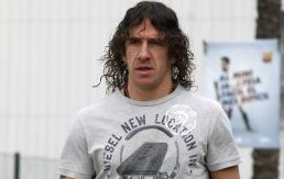 Carles Puyol pojedzie do Andory