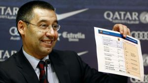 FC Barcelona oskarżona o oszustwa podatkowe