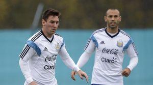 Mascherano: Tylko Leo może pobić swoje rekordy