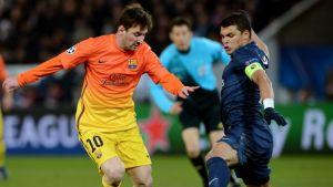 Thiago Silva: Messiego zatrzymasz tylko pistoletem