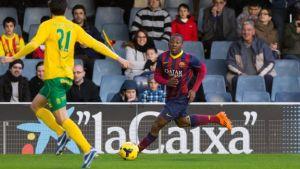 Traoré w Najlepszej Jedenastce Segunda División