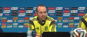 Iniesta: Musimy wygrać, nieważne iloma golami
