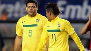 Ronaldo: Neymar będzie najlepszy na Mundialu