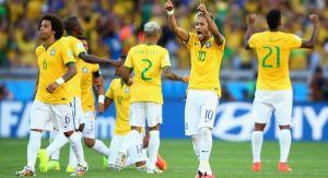 Brazylia gra dalej!