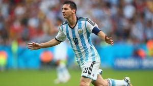 Messi i Mascherano gotowi na walkę o ćwierćfinał
