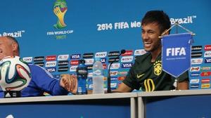 Neymar: Jestem fanem Messiego i Cristiano