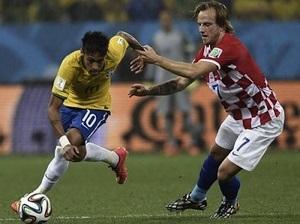 Rakitić: Neymar powinien zostać wyrzucony