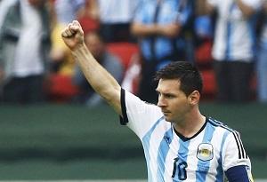 Messi: Dążymy do osiągnięcia naszego wspólnego marzenia
