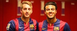 Deulofeu i Rafinha wracają na Camp Nou pełni nadziei