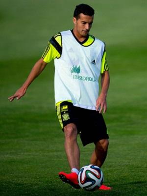Pedro: Piqué i Cesc rozmawiali i wszystko jest już naprostowane