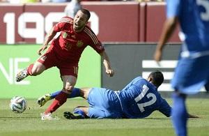 Jordi Alba doznał urazu tuż przed rozpoczęciem Mundialu