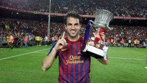 Cesc Fàbregas: 3 lata w liczbach