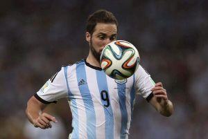 Higuaín: Barça? Teraz najważniejszy jest Mundial
