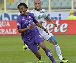 Cuadrado: Jestem dumny, że Fiorentina mnie odkupiła