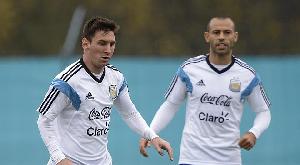 Mascherano: Messi nie decyduje o zawodnikach