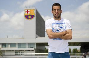Jordi Alba od dwóch lat w FC Barcelonie
