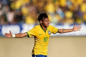 Brazylia wygrywa, Neymar strzela 200. gola