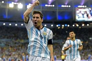 Szczęśliwa wygrana Argentyny