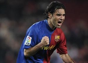 Rafa Màrquez wróci na Camp Nou!