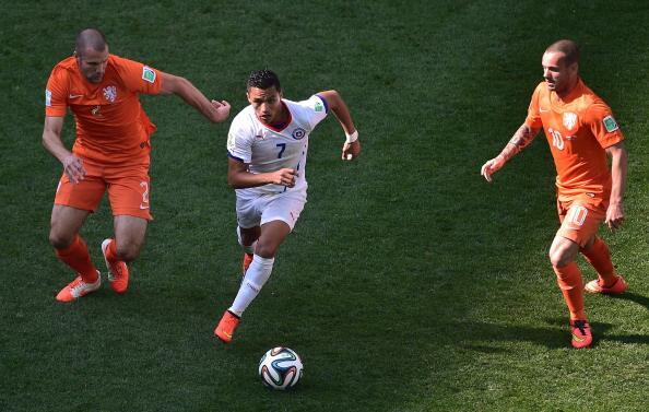 Chile tuż za Holandią